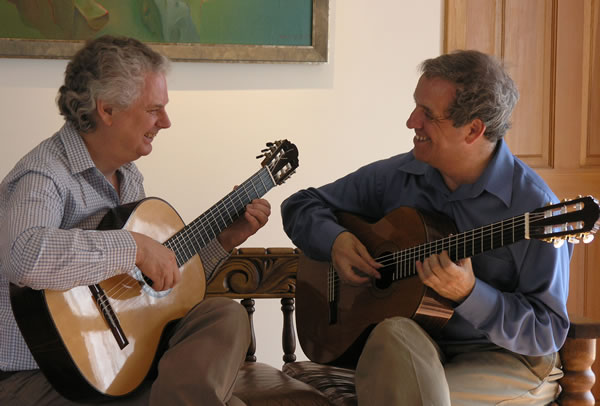 Gallery Photo of Ray Burley and Gregg Nestor Playing