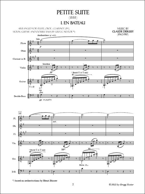 Debussy-PetiteSuite-EnBateau-ClearNote