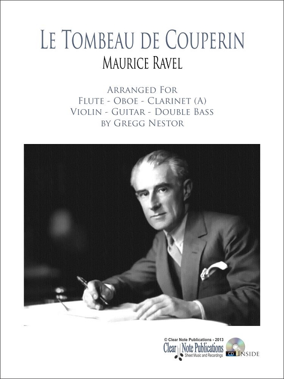 Ravel-Tombeau-Couperin-Cover-ClearNote