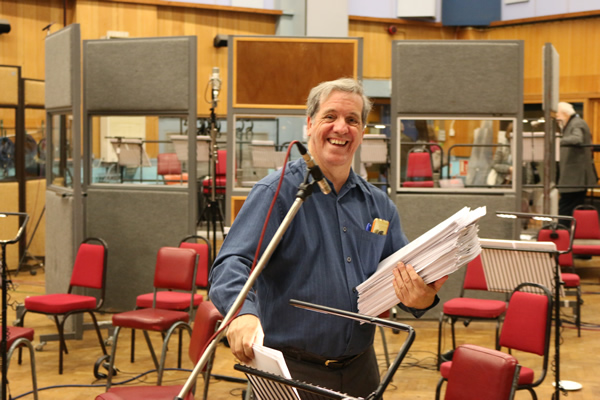 Gregg Nestor Abbey Road Studios Dec 2015