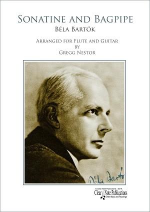 Bartok Sonatine & Bagpipe Flute & Gtr