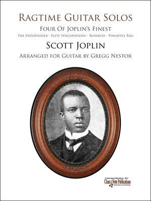 Scott Joplin Ragtime Guitar Solos